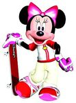 -Disney-Sports-Skateboarding-Minnie