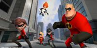 The Incredibles (Play Set)