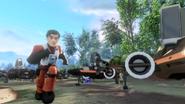 The Force Awakens DI Playset 08