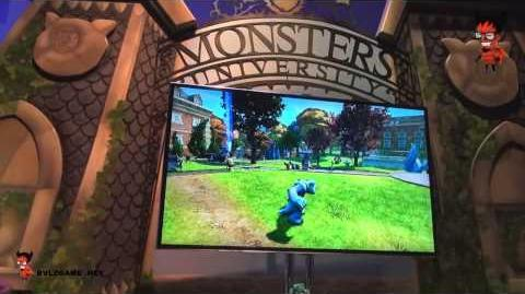 Video - Disney Infinity Monster University Playset ...