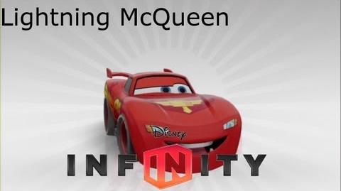 Lightning's Collector Course -Disney Infinity-