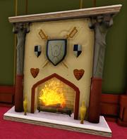 The Beast's Fireplace