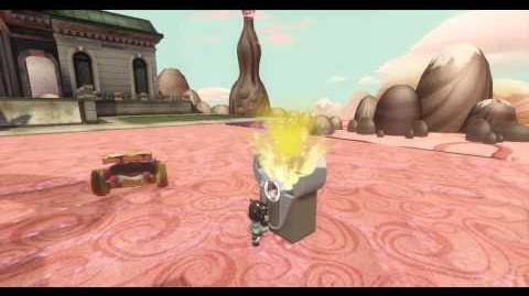 Disney Infinity, Vanellope Von Schweetz Chest Unlockings Full Walkthrough