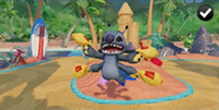 Stitch - Armed and Mischievous