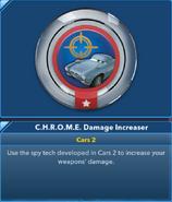 C.H.R.O.M.E. Damage Increaser 3.0