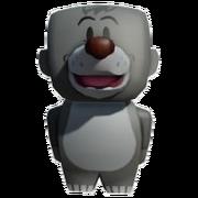Baloo costume