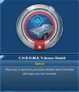 C.H.R.O.M.E.'s Armor Shield 3.0