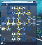 Buzz Lightyear Skills