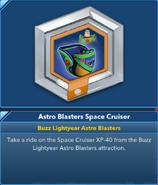 Astro Blasters Space Cruiser 3.0