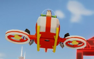Edna's Modes Helicopter