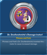 Dr. Doofenshmirtz's Damage-inator! 3.0