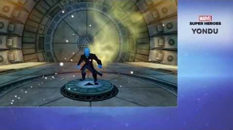 Yondu - Disney Infinity Marvel Super Heroes (2