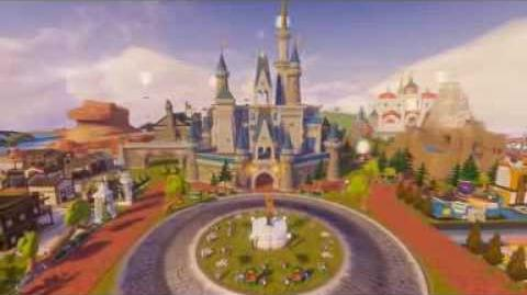 DISNEY INFINITY Happiest Place (Featured Toy Box)