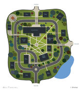 Monsters University 2Dmap