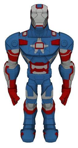 File:Iron Patriot Model.jpg