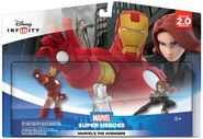 Marvel Avengers playset retail version