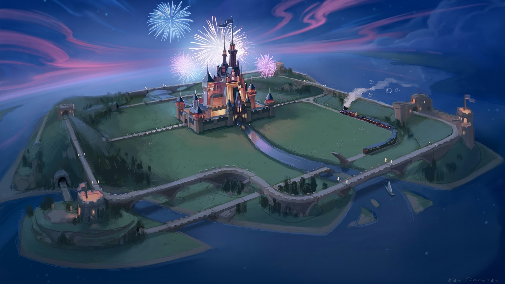 Cinderella S Castle Gallery Disney Infinity Wiki