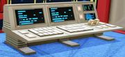 Laboratory Command Center B