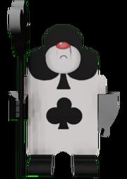 Black card guard
