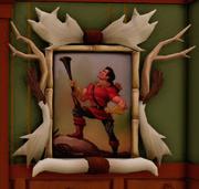 Gaston's Portrait