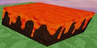 Large Lava Block