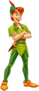 Peter Pan Transparent