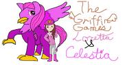 The Griffin Games Loretta and Celestia