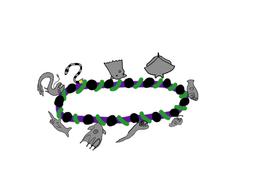 Dark Pearl Bracelet