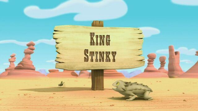File:King Stinky title card.jpg