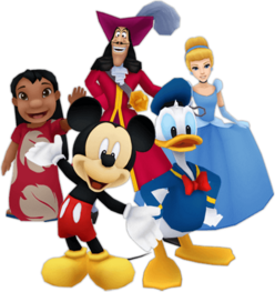DMW - Disney Gang 02
