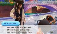 Meet Captain Jack Sparrow