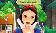 DMW2 - Talk to Snow White
