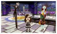 Jack Skellington Sally and Mii Photos