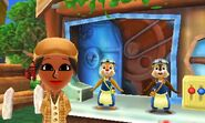 Chip and Dale and Mii Photos