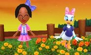 DMW2 - Daisy Duck Flowers
