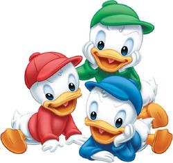 DMW Huey, Dewey and Louie