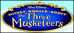 LOGO ThreeMusketeers