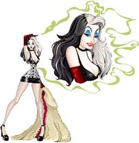 Cruella DeVille Nicolabear