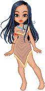 Pocahontas Mercedes