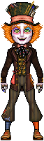 Mad Hatter Patronus