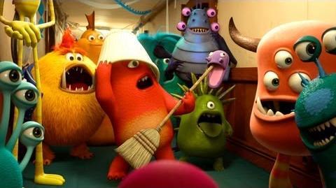 Monsters University Trailer 2013 Disney-Pixar Movie Teaser Pony - Official HD