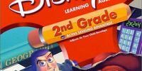 Buzz Lightyear's 2nd Grade Learning