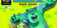 Monsters Inc: Scare Island