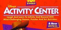 Pixar Disney Toy Story Activity Center