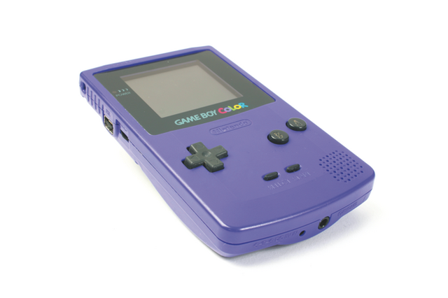 File:Nintendo Gameboy Colour.png