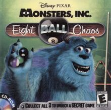 Monsters Inc 8-Ball Chaos for PC