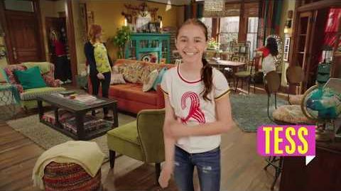 Tess Raven's Home Disney Channel