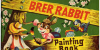 Brer Rabbit Painting Book