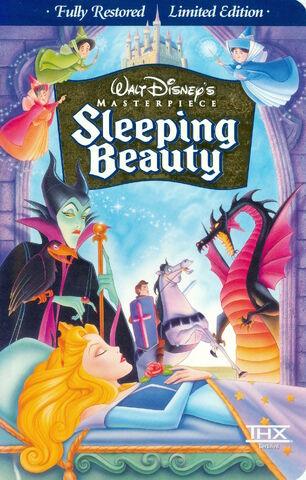 File:SleepingBeauty MasterpieceCollection VHS.jpg