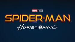 Spider-Man - Homecoming logo